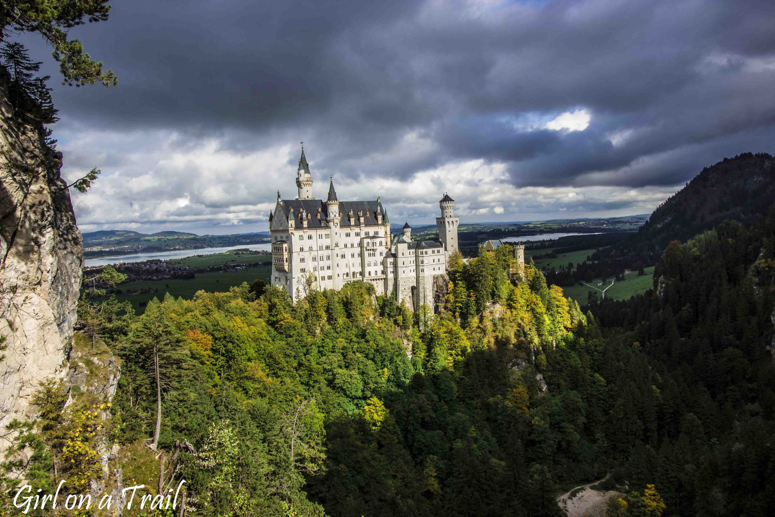 Germany, Bavaria – Neuschwanstein Castle