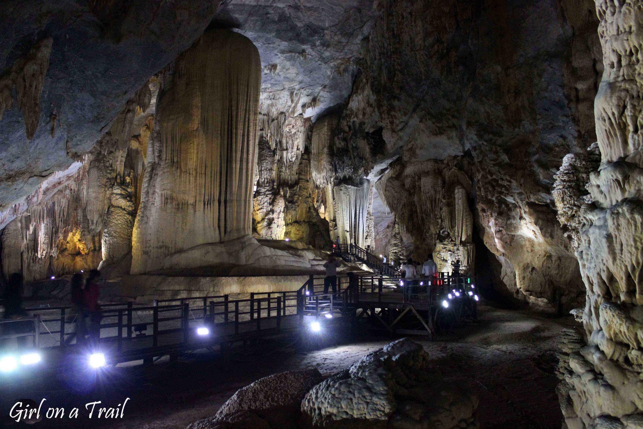 Phong Nha-Ke Bang – amazing, underground Vietnamese world