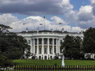 Washington D.C – Arlington, a short visit to the cemetery….