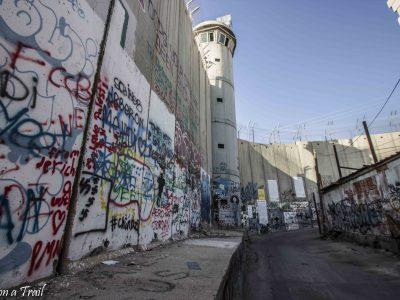 Betlejem, Autonomia Palestyńska i mur separacyjny